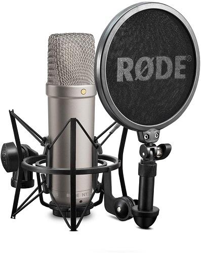 Rode-NT1-A-Microfono de Diafragma Grande para grabacion